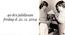 40 års jubilæum