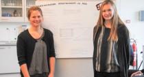 2 finalister i Unge Forskere